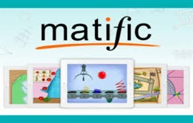 Matific website