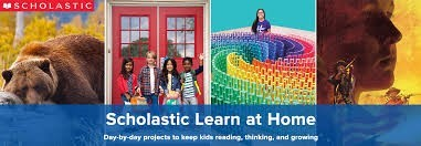 Scholsatic at Home