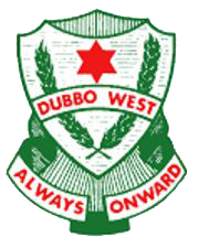 Dubbo West Public School logo